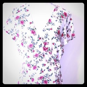 H&M  floral dress. New with tags